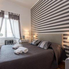 Отель Chez Alice Vatican Стандартный номер с различными типами кроватей фото 21