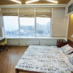 Гостиница Мост Центр Апартаменты Украина, Днепр - отзывы, цены и фото номеров - забронировать гостиницу Мост Центр Апартаменты онлайн комната для гостей фото 5