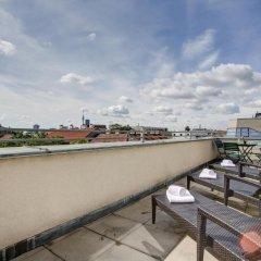 FourSide Hotel & Suites Vienna балкон