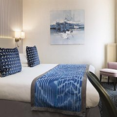 Отель Best Western Hôtel Victor Hugo 4* Стандартный номер с различными типами кроватей фото 11