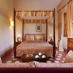 Отель Villa Sabolini 4* Улучшенный номер с различными типами кроватей фото 3
