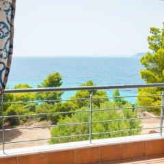 Отель Maresi Homes Ситония балкон