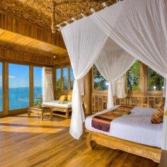Отель Santhiya Koh Yao Yai Resort & Spa 5* Вилла с различными типами кроватей