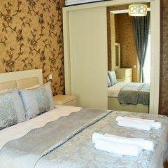 Отель Qeroli Appartment in the center in Avlabari Апартаменты с различными типами кроватей фото 19