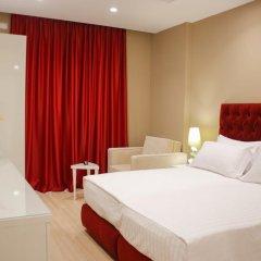 Hotel Luxury 4* Номер Делюкс с различными типами кроватей фото 7