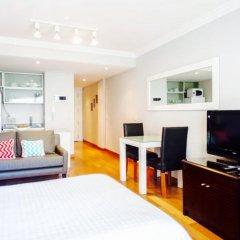 Отель Exclusivo Departamento En Park Plaza Recoleta комната для гостей фото 3