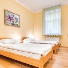 Отель Augustine 3* Стандартный номер с различными типами кроватей