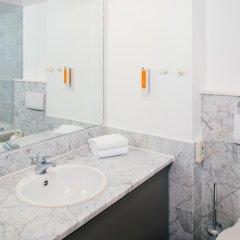 Отель Vienna House Easy Braunschweig 4* Стандартный номер с различными типами кроватей фото 5