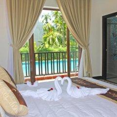 Отель Rural Scene Villa 3* Улучшенный номер с различными типами кроватей фото 2