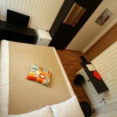 City Hostel Стандартный номер двуспальная кровать фото 13