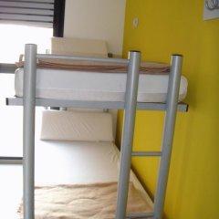 Center Valencia Youth Hostel Кровать в общем номере с двухъярусной кроватью фото 19