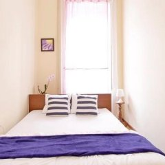 Отель City Rooms Стандартный номер с двуспальной кроватью (общая ванная комната) фото 13
