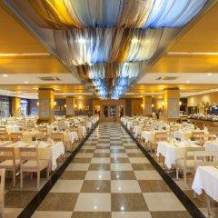 Can Garden Resort Турция, Чолакли - 1 отзыв об отеле, цены и фото номеров - забронировать отель Can Garden Resort онлайн питание фото 2