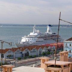 Отель Apolonia 8 LisbonBreaks пляж
