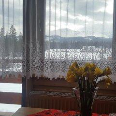 Отель Leśne Zacisze Мурзасихле помещение для мероприятий