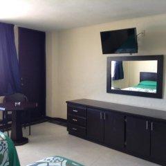 Hotel Hacienda Mazatlán 3* Стандартный номер с различными типами кроватей фото 3