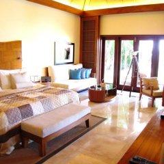 Отель Shanti Maurice Resort & Spa 5* Вилла Делюкс с различными типами кроватей