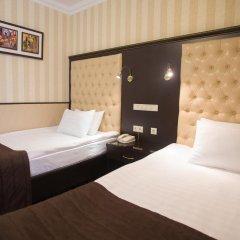 Гостиница Bellagio 4* Стандартный номер 2 отдельными кровати фото 4