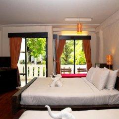 Отель Punnpreeda Beach Resort 3* Номер Делюкс с различными типами кроватей фото 7