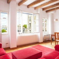 Апартаменты Odeon - Saint Germain Private Apartment интерьер отеля фото 2