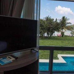 Отель PP Princess Pool Villa Таиланд, Краби - отзывы, цены и фото номеров - забронировать отель PP Princess Pool Villa онлайн балкон