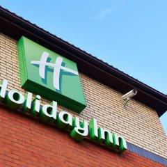 Отель Holiday Inn Manchester West Солфорд городской автобус