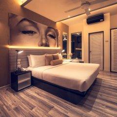 Отель Pledge 3 3* Номер Делюкс с различными типами кроватей фото 9
