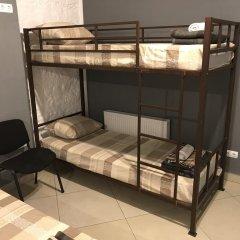 Fox Hostel Кровать в общем номере двухъярусные кровати фото 2