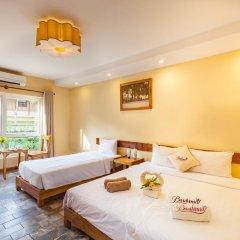 Отель Bauhinia Resort 3* Улучшенный номер с различными типами кроватей фото 4