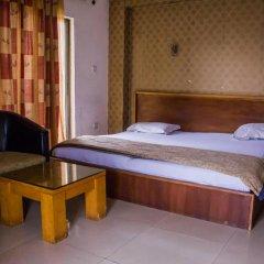 Jabita Intercontinental Hotel 3* Стандартный номер с различными типами кроватей фото 4