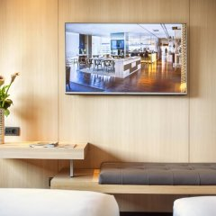 AC Hotel Barcelona Forum by Marriott 4* Стандартный номер с различными типами кроватей