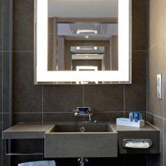 Отель Novotel Paris Les Halles 4* Улучшенный номер с различными типами кроватей фото 4