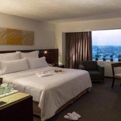 Отель Fiesta Americana - Guadalajara 4* Стандартный номер с различными типами кроватей фото 5