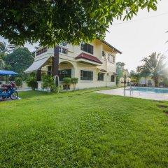 Отель Yellow Villa With Pool in Rawai бассейн