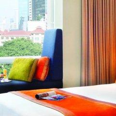 Отель Park Regis Singapore 4* Стандартный номер с различными типами кроватей фото 3