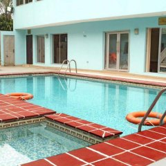 Beni Gold Apartment Hotel Лагос бассейн фото 2