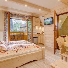 Отель Willa Vera Польша, Закопане - отзывы, цены и фото номеров - забронировать отель Willa Vera онлайн комната для гостей фото 2