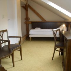 Отель Villa Gloria 2* Апартаменты с различными типами кроватей фото 17