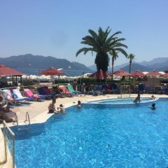 Отель Club Nergis Beach Мармарис бассейн