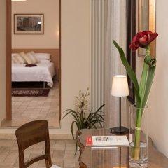 Hotel Casa Del Pellegrino 3* Номер Делюкс фото 7