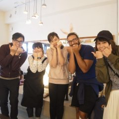 Hostel & Coffee Shop Zabutton Токио помещение для мероприятий фото 2