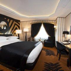 Отель Wyndham Grand Istanbul Kalamis Marina 5* Представительский номер с различными типами кроватей фото 2