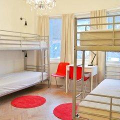Отель Marken Guesthouse Кровать в мужском общем номере фото 13