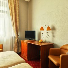 Гостиница Братья Карамазовы 4* Стандартный номер двуспальная кровать фото 10