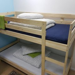 Хостел Айпроспали Стандартный номер с разными типами кроватей фото 18