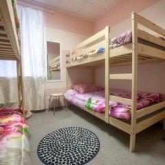 Barbaris Hostel Кровать в женском общем номере с двухъярусной кроватью