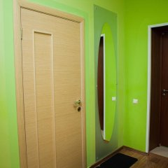 Отель Жилые помещения Кукуруза Кровать в женском общем номере фото 12