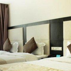 Joyfulstar Hotel Pudong Airport Chenyang 2* Стандартный номер с различными типами кроватей фото 4