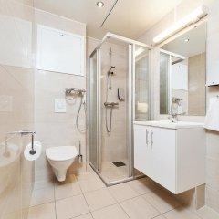 Отель City Housing - Sandnes Apartments Норвегия, Санднес - отзывы, цены и фото номеров - забронировать отель City Housing - Sandnes Apartments онлайн ванная