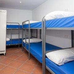 Galaxy Star Hostel Barcelona Кровать в общем номере с двухъярусной кроватью фото 5